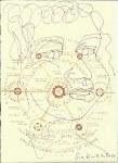 Ich und die Kunstgeschichte Verwirrt(c) Zeichnung von Susanne Haun