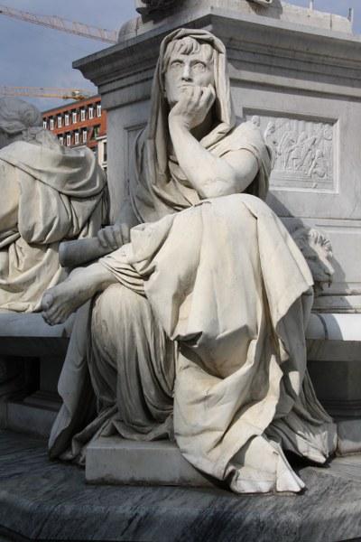 Allegorie der Philosophie (c) Foto von Susanne Haun