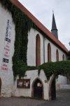 An der Klosterkirche ist groß plakatiert (c) Foto von M.Fanke