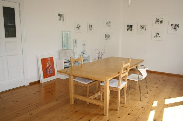 Präsentationsraum (c) Foto von Susanne Haun