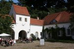 Innenhof des Jagdschloss Grunewald (c) Foto von Susanne Haun