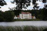 Das Jagdschloss vom Grundewaldsee aus betrachtet (c) Foto von Susanne Haun