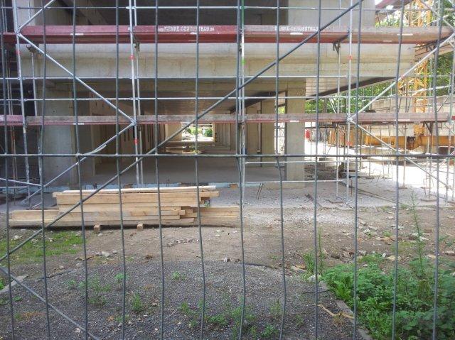 Die Schillerbibliothek in Berlin Wedding wird neu gebaut (c) Foto von Susanne Haun