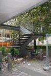 Ich bin gespannt, wie die neue und alte Bibliothek verbunden werden (c) Foto von Susanne Haun