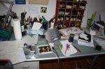 Meine geordnete Unordnung (c) Foto von Susanne Haun