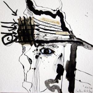 Blatt 27 Zum Menschen zurück finden (c) Collage von Susanne Haun