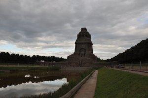 Das Vökerschlachtdenkmal (c) Foto von M.Fanke
