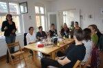 Impressionen vom Vortrag von Claudia Jahnke zum 3. KunstSalon zum Thema Kränkung (c) Foto von Susanne Haun