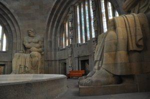 Figurenprogramm Vökerschlachtdenkmal (c) Foto von M. Fanke