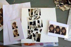 Ich benutze eines meiner Passbilder für Jedermann (c) Foto von Susanne Haun