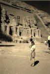 Ägypten Abu Simbel 1988, Foto 3 (c) Foto von Susanne Haun