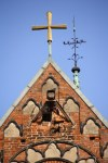 Die Spitze des Bad Doberaner Münsters (c) Foto von Susanne Haun