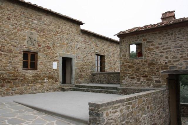 Das Geburtshaus von Leonardo da Vinci (c) Foto von Susanne Haun