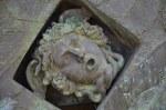 Detail aus dem gefallene Ikarus, moderne Skulptur in Pisa auf dem Piazza auf dem Campo dei Miracoli (c) Foto von M. Fanke