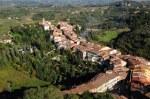 Blick über die Stadt San Miniato (c) Foto von M. Fanke