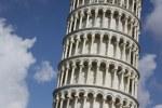 Detail des schiefen Turms von Pisa (c) Foto von Susanne Haun