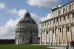 Battistero des Duome Santa Maria Assunta in Pisa (c) Foto von Susanne Haun
