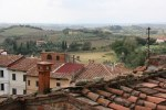 Über den Dächern von Vinci (c) Foto von Susanne Haun