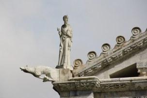 Detail Duome Santa Maria Assunta in Pisa (c) Foto von Susanne Haun