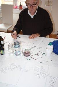 Jürgen Küster (c) Foto von Susanne Haun