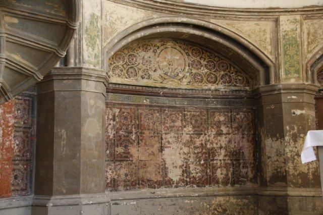 Zionskircheskirche Innenraum (c) Foto von Susanne Haun