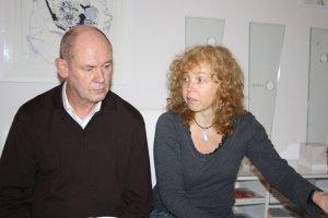 Jürgen Küster und Susanne Haun (c) Foto von Claudia Jahnke