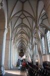 Gewölbe Braunschweiger Dom (c) Foto von Susanne Haun