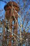 Wasserturm Südgelände (c) Foto von M.Fanke