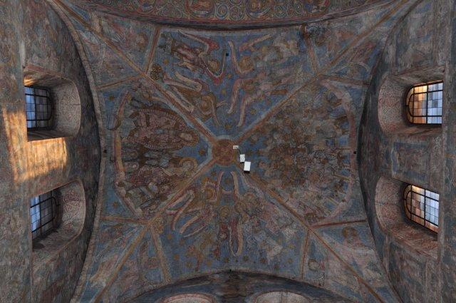 Ausschnitt Fresken Braunschweig (c) Foto von M.Fanke