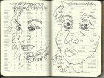 """Künstlerbuch """"Selbst"""" (c) Susanne Haun"""