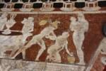 Beanspruchtes Bodenmosaik Dom von Siena (c) Foto von Susanne Haun