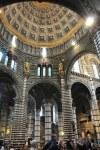 Der Himmel von Jerusalem im Dom von Siena (c) Foto von M.Fanke