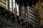 Restaurationsarbeiten im Dom von Siena (c) Foto von M.Fanke