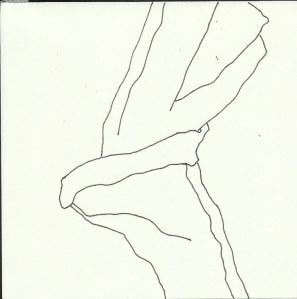 Dreckige Wäsche (c) Zeichnung von Susanne Haun