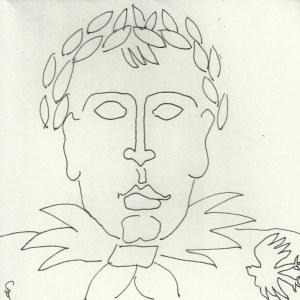 Napoleon 1 (c) Zeichnung von Susanne Haun