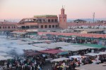 Der Platz der Gaukler Marrakesch (c) Foto von Susanne Haun