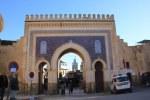 Eingang zur Medina Fes (c) Foto von Susanne Haun
