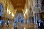 Hassan II Moschee (c) Foto von M.Fanke