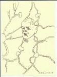 2 Starke Nerven (c) Zeichnung von Susanne Haun