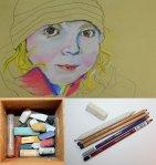 Bild für Workshop Zeichnen mit Pastell 27.6.2015