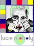 Entwurf Kalenderblatt lucia moholy Version 6 (c) Susanne Haun