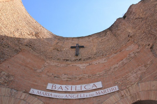 Rom - Santa Maria degli Angeli (c) Foto von Susanne Haun