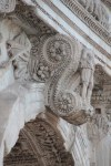 Detail Konstantinbogen (c) Foto von Susanne Haun