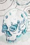Detail Kopernikus (c) Zeichnung von Susanne Haun