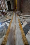 Meridian in Santa Maria degli Angeli (c) Foto von M.Fanke