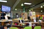 Susanne Haun Pastell Mix Media bei boesner (c) Foto von M.Fanke