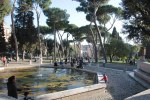 Park Collo Oppio über dem Domus Aurea (c) Foto von Susanne Haun