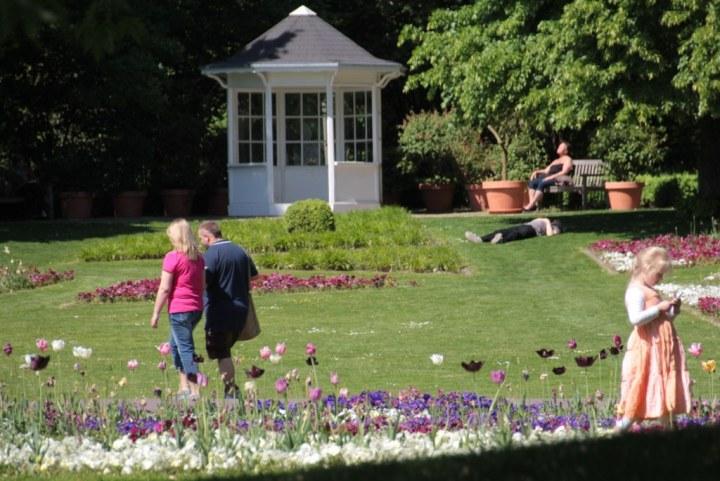 Der Britzer Garten (c) Foto von Susanne Haun