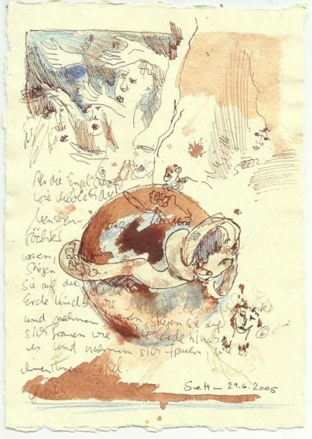 Heuristik (c) Zeichnung von Susanne Haun