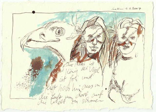 Naturzustand (c) Zeichnung von Susanne Haun